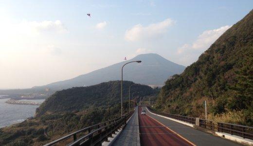 【青ヶ島レポ⑦(完結)】止まらない自転車、やるせない牧場