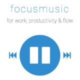 シンプルで使いやすい作業用BGMサイトなら「focusmusic.fm」
