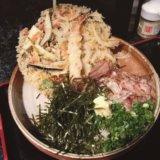 東京・高田馬場「大地のうどん」の超ド級かき揚げとうどんがうますぎて悶絶