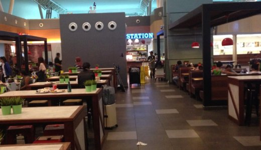 [マレーシア]クアラルンプル空港(KLIA2)内でのトランジットを全力で楽しむ方法