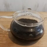 コーヒーを淹れるのがめんどくさいので、ティーポット(急須)を使ったらおいしかった話